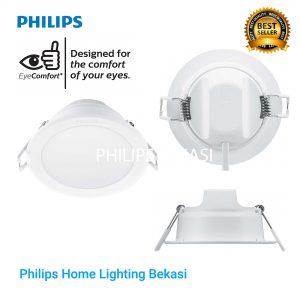 Lampu Philips Meson LED Downlight 24W