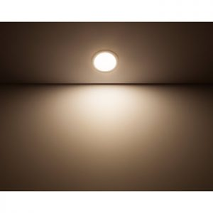 59471 MESON 200 24W 30K WH recessed LED